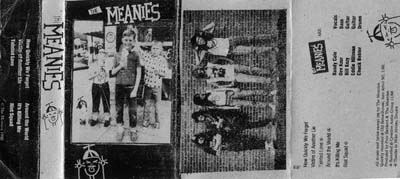 The Meanies - Demo 1990