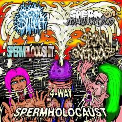 SpermBloodShit - Spermholokaust