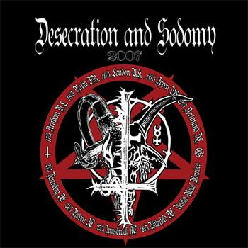 Black Witchery / Archgoat - Desecration & Sodomy
