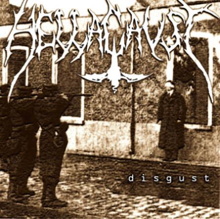 Hellacaust - Disgust