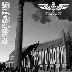 Lanz - Incinerator: The New Church