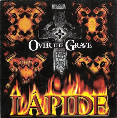Lápide - Over the Grave