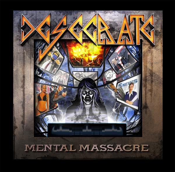 Desecrate - Mental Massacre