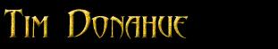 Tim Donahue - Logo