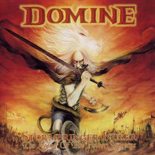 Domine - Stormbringer Ruler - The Legend of the Power Supreme