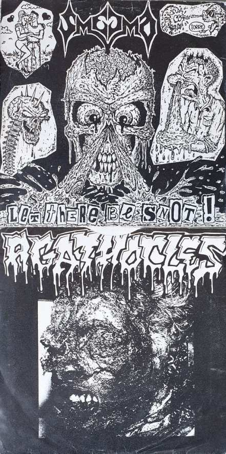 Agathocles - Let There Be Snot! / Untitled