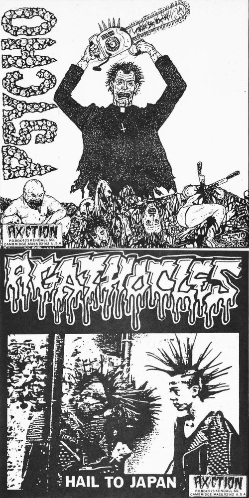 Agathocles - Hail to Japan / Untitled