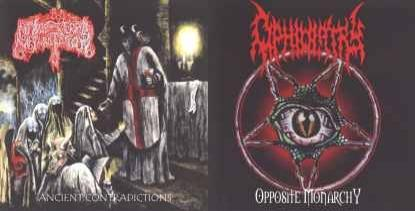 Ophiolatry / Ancestral Malediction - Ancestral Malediction / Ophiolatry