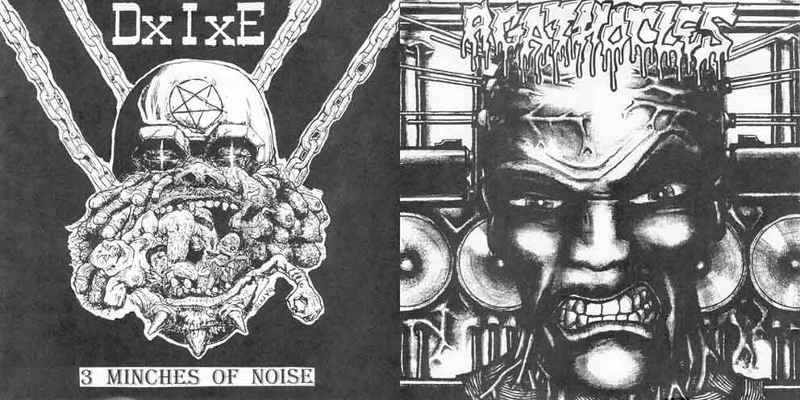 Agathocles - 3 Minches of Noise / Untitled
