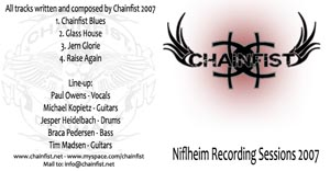 Chainfist - Niflheim Recording Sessions 2007
