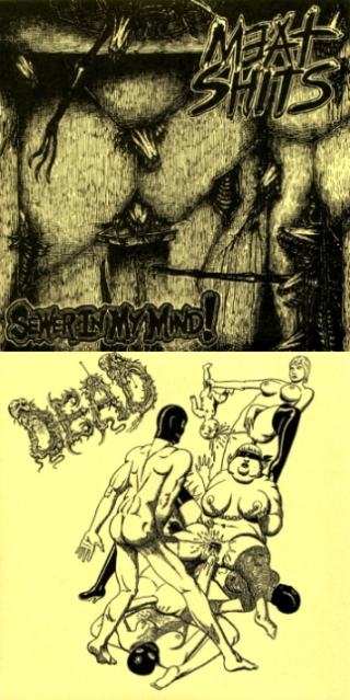 Dead - Sewer in My Mind! / Dead