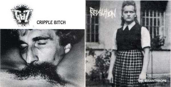 Retaliation - Cripple Bitch / The Misanthrope