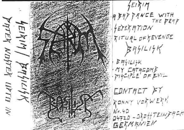 Seirim / Basilisk - Seirim / Basilisk