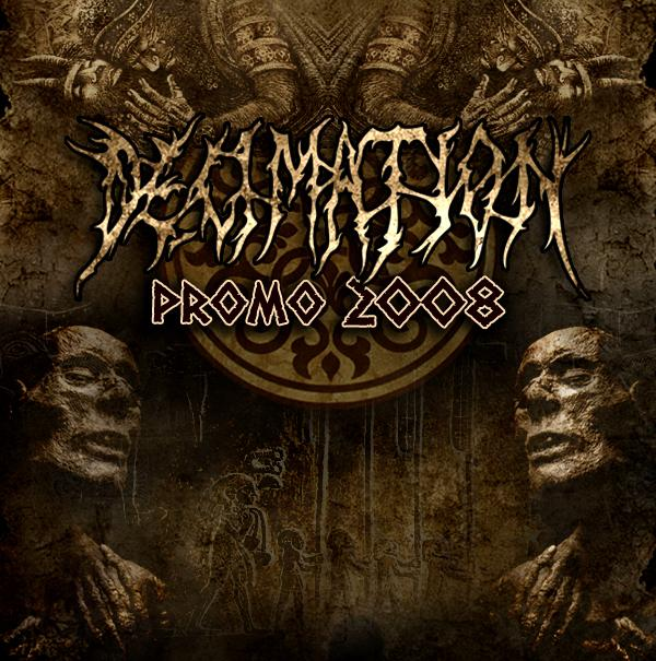 Decimation - Promo 2008