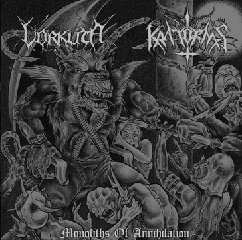 Kratornas / Vorkuta - Monoliths of Annihilation