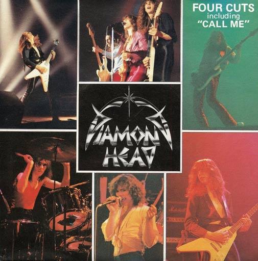 Diamond Head - Four Cuts