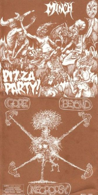 Gore Beyond Necropsy - Pizza Party! / Untitled
