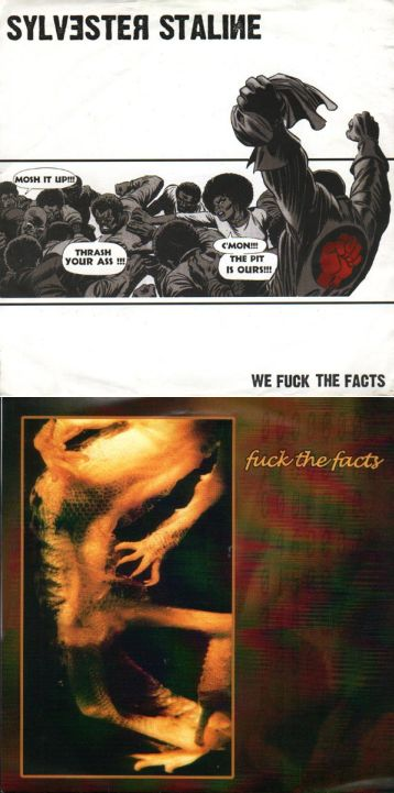 Fuck the Facts - We Fuck the Facts / Untitled