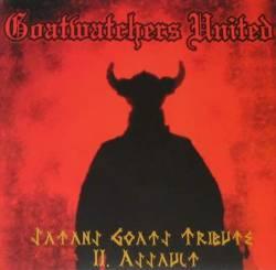Goat Horns / Nocturnal Graves / Goat Prayers / Goatbless - Goatwatchers United - Satans Goats Tribute II. Assault