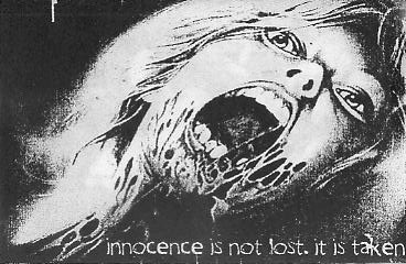 Fuck the Facts - Innocence Is Not Lost, It Is Taken