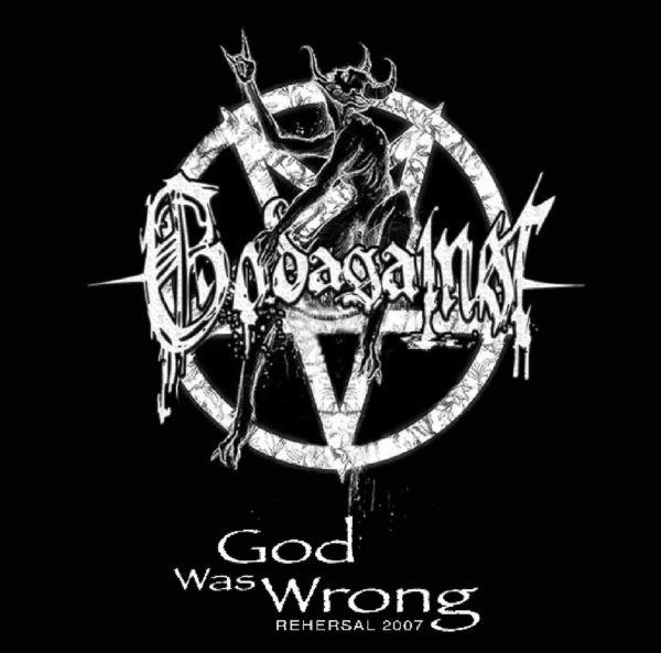 Godagainst - God Was Wrong (Promo)