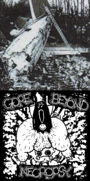 Gore Beyond Necropsy - Arsedestroyer / Gore Beyond Necropsy