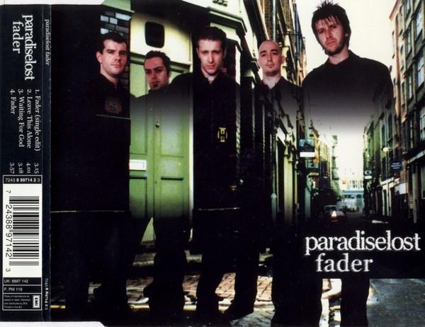 Paradise Lost - Fader