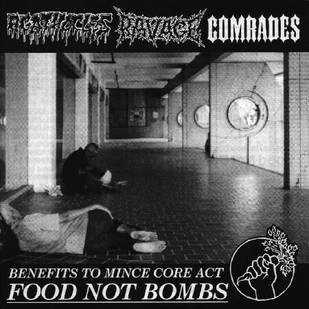 Agathocles - Benefits to Mince Core Act: Food Not Bombs