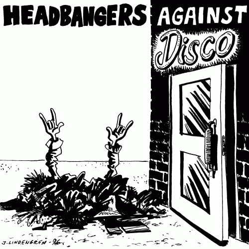 Iron Rainbow / Cianide / Terror Squad - Headbangers Against Disco Vol. 3
