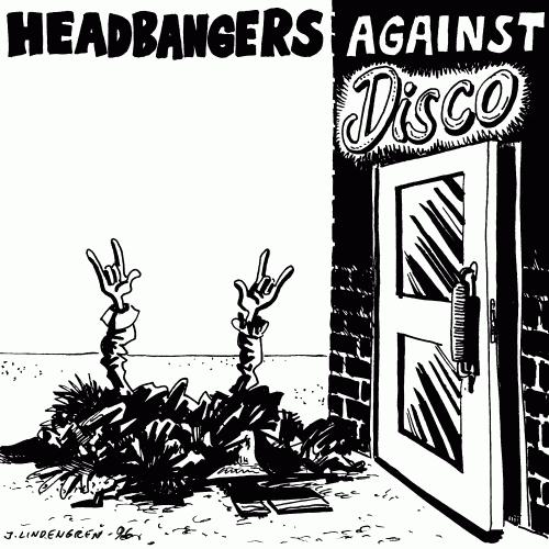 Iron Rainbow / Cianide / Terror Squad - Headbangers Against Disco Vol. 3
