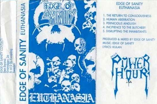 Edge of Sanity - Euthanasia
