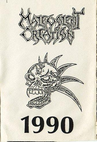 Malevolent Creation - Demo 1990