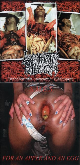 Lymphatic Phlegm - Pathologist's Cadaveric Fleshfeast / For an Apple and an Egg