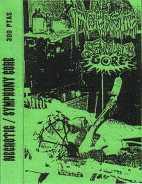 Necrotic - Necrotic / Symphony Gore