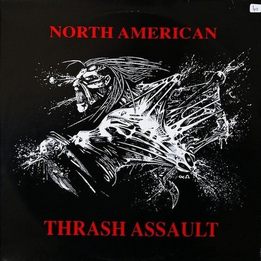 Tynator / Coldsteel / The Horde of Torment / Harter Attack / Decrepit Ūth - North American Thrash Assault
