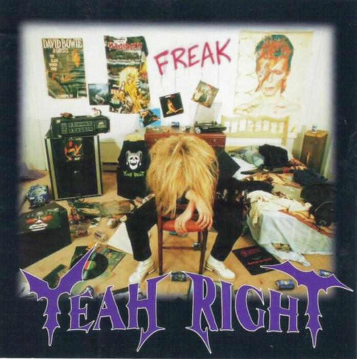 Yeah Right - Freak