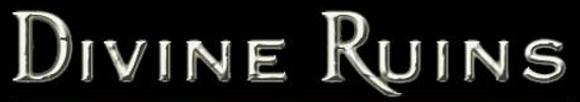 Divine Ruins - Logo