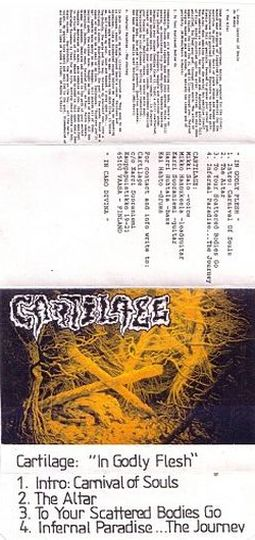 Cartilage - In Godly Flesh