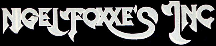 Nigel Foxxe's Inc. - Logo