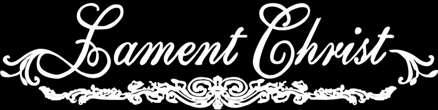Lament Christ - Logo