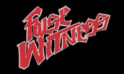 False Witness - Logo