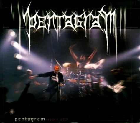 Pentagram Chile - Reborn 2001
