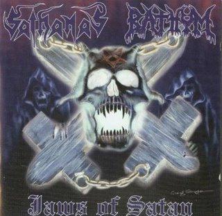 Sathanas / Bathym - Jaws of Satan
