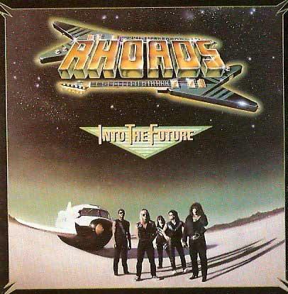 Rhoads - Into the Future