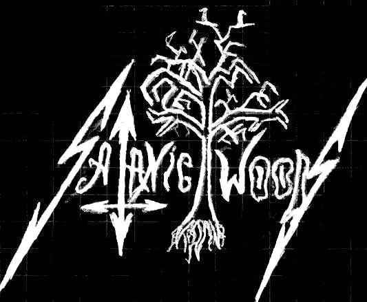 Satanic Woods - Logo