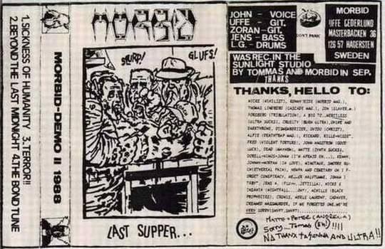 Morbid - Last Supper...
