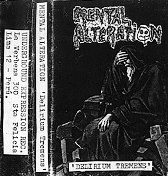 Mental Alteration - Delirium Tremens