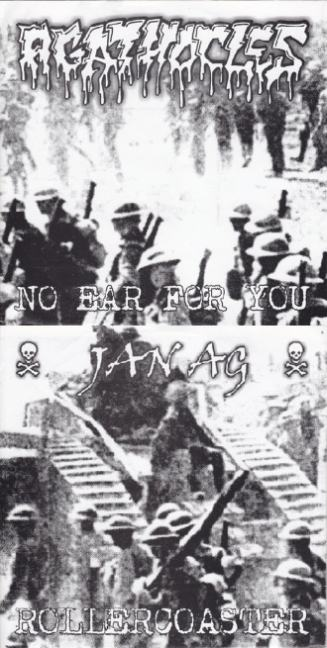 Agathocles - No Ear for You / Rollercoaster