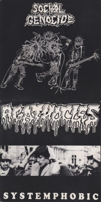 Agathocles - Untitled / Systemphobic