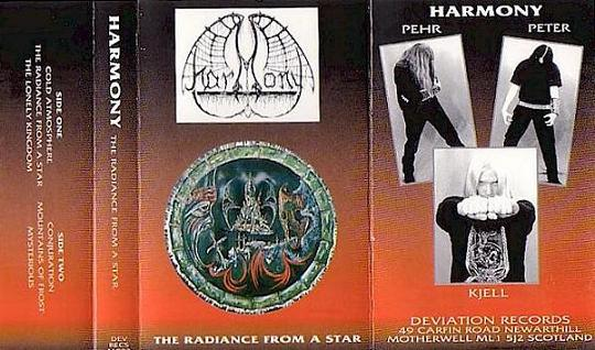 Harmony - The Radiance from a Star